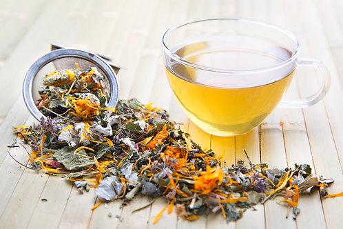 American Ginseng Lingzhi Energizer Tea