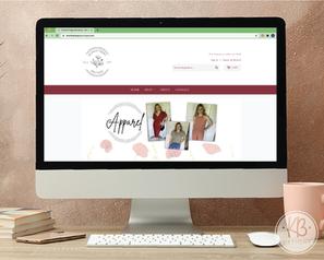 ECOMMERCE SHOPIFY WEBSITE DESIGN