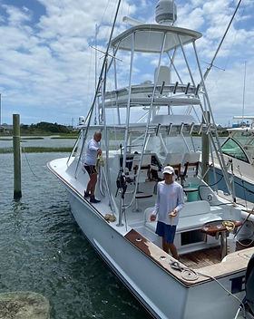 Boat and Yacht Service Agreements Morehead City North Carolina