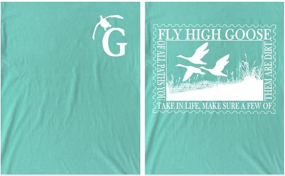 2020 Green Shirt