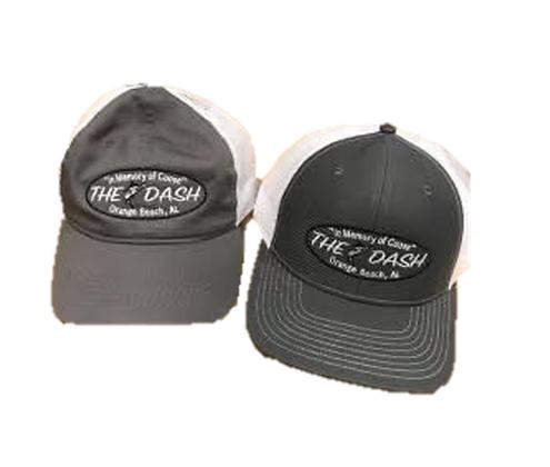 """The Dash"" hat: In Memory of Goose"