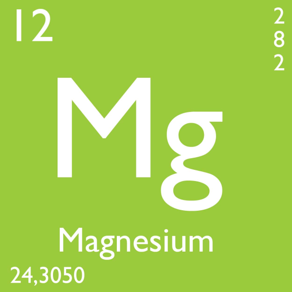 Magnesium (citrate and malate)