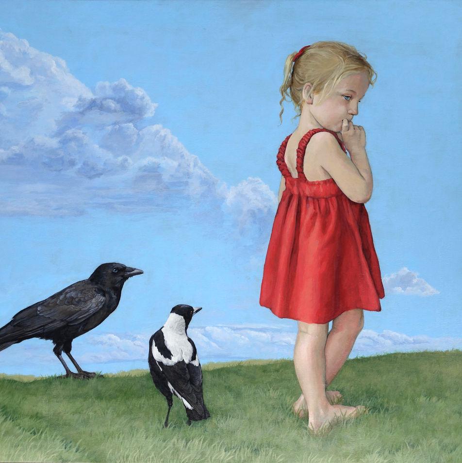 the Girl the Birds Loved