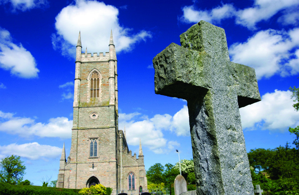SAINT PATRICKS CHURCH - DOWNPATRICK