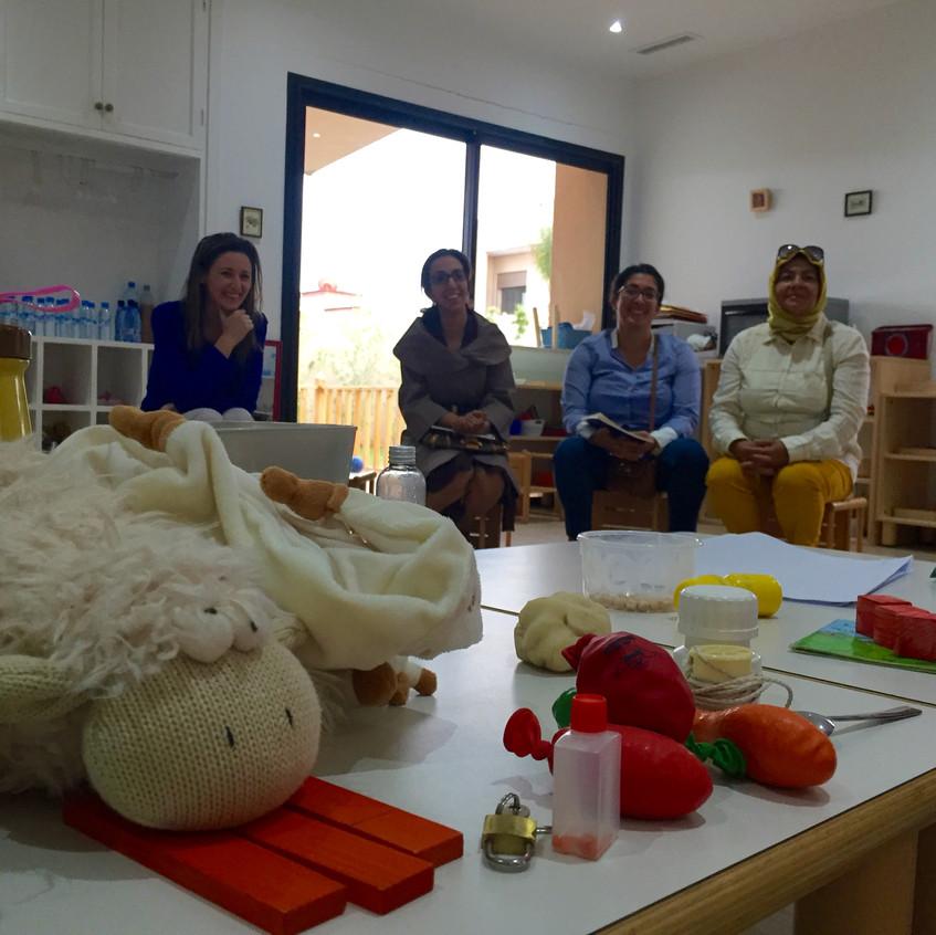 Planete Montessori Marrakech