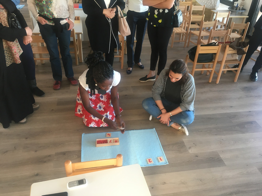 Présentation Mathématiques Planète Montessori