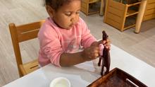 Activités à réaliser à la maison pour les 1-3 ans