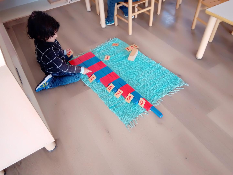 La maison des enfants Math 02