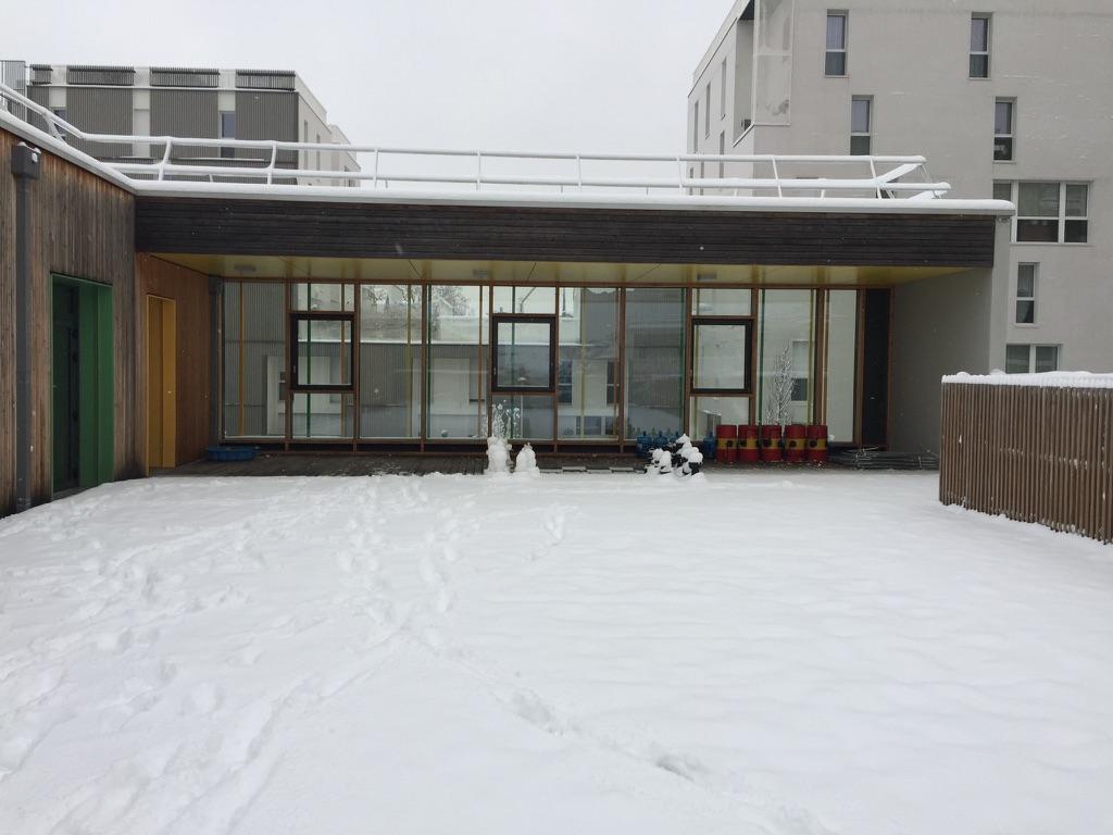 La grande terrasse
