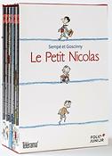 Série de livres Folio Junior Le Petit Ni