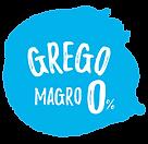 iogurte grego magro 0% gordura