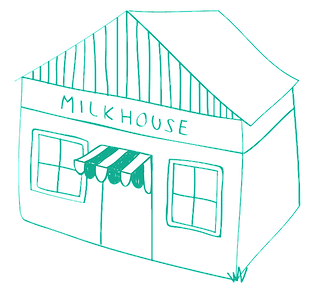 milkhouse casa do iogurte onde se faz iogurte fábrica portugal yonest receita caseira
