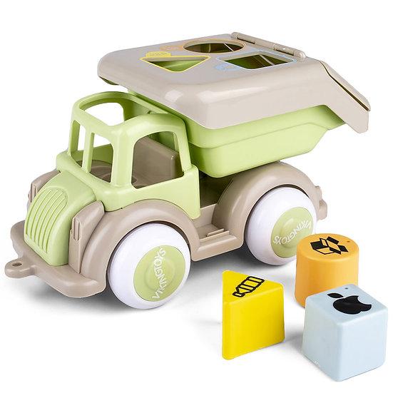 Jumbo Ecoline Recycling Lorry