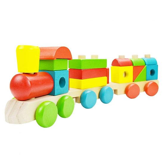 Jumini Stacking Train
