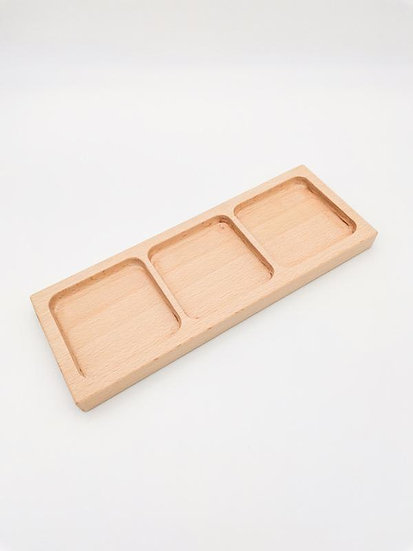 Sorting Tray - Three Compartment