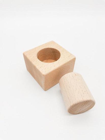 Palmar Grasp Cylinder Puzzle