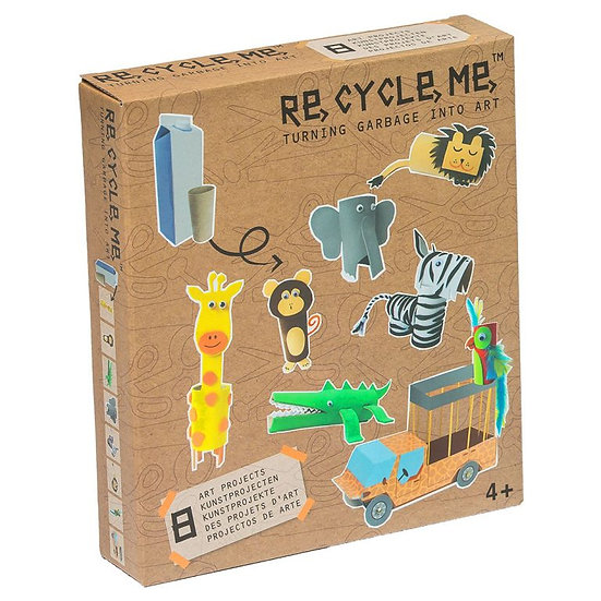 Recycle Me: Jungle