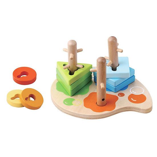 Jumini Peg Puzzle