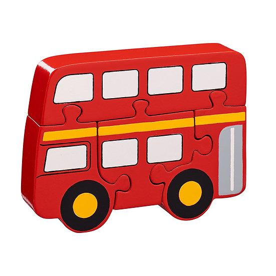 Simple First Bus Jigsaw