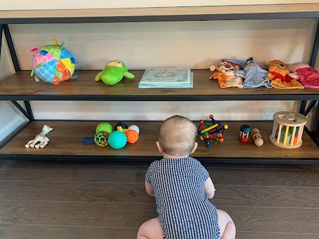Montessori Toy Rotation