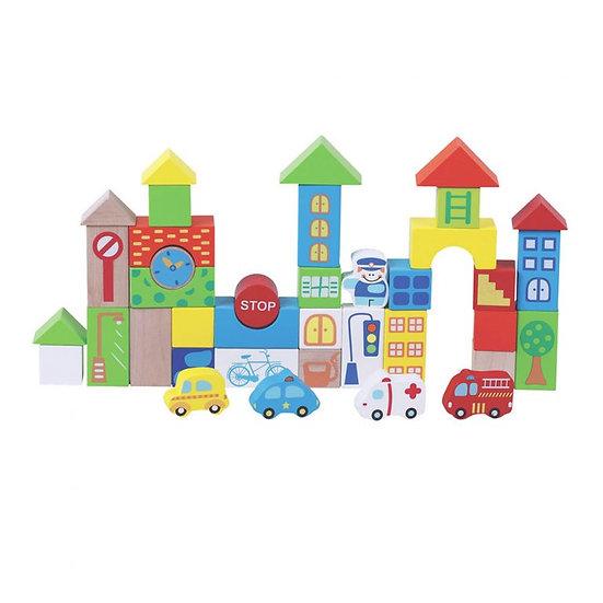 Jumini Traffic Building Blocks