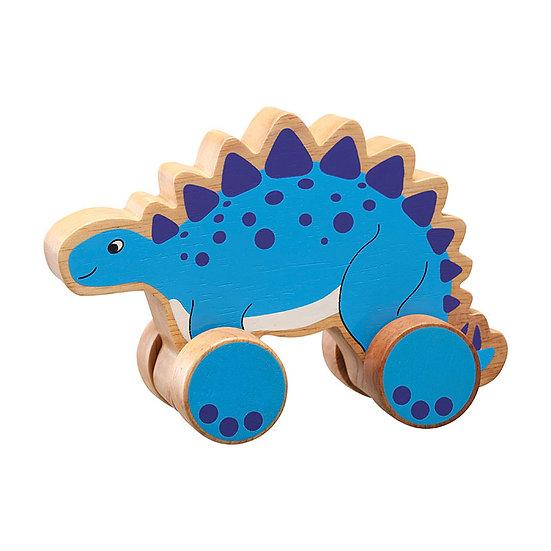 Stegosaurus Push Along