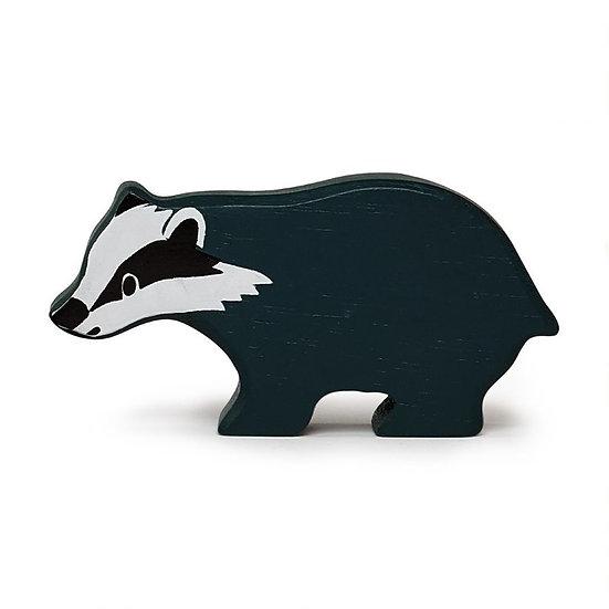 Tender Leaf Badger