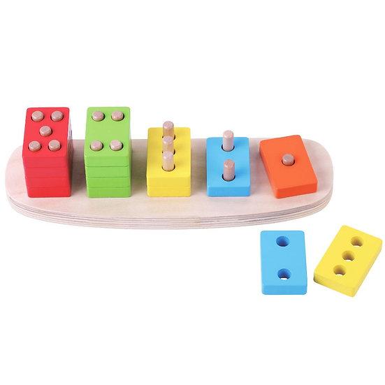 Jumini Domino Puzzle