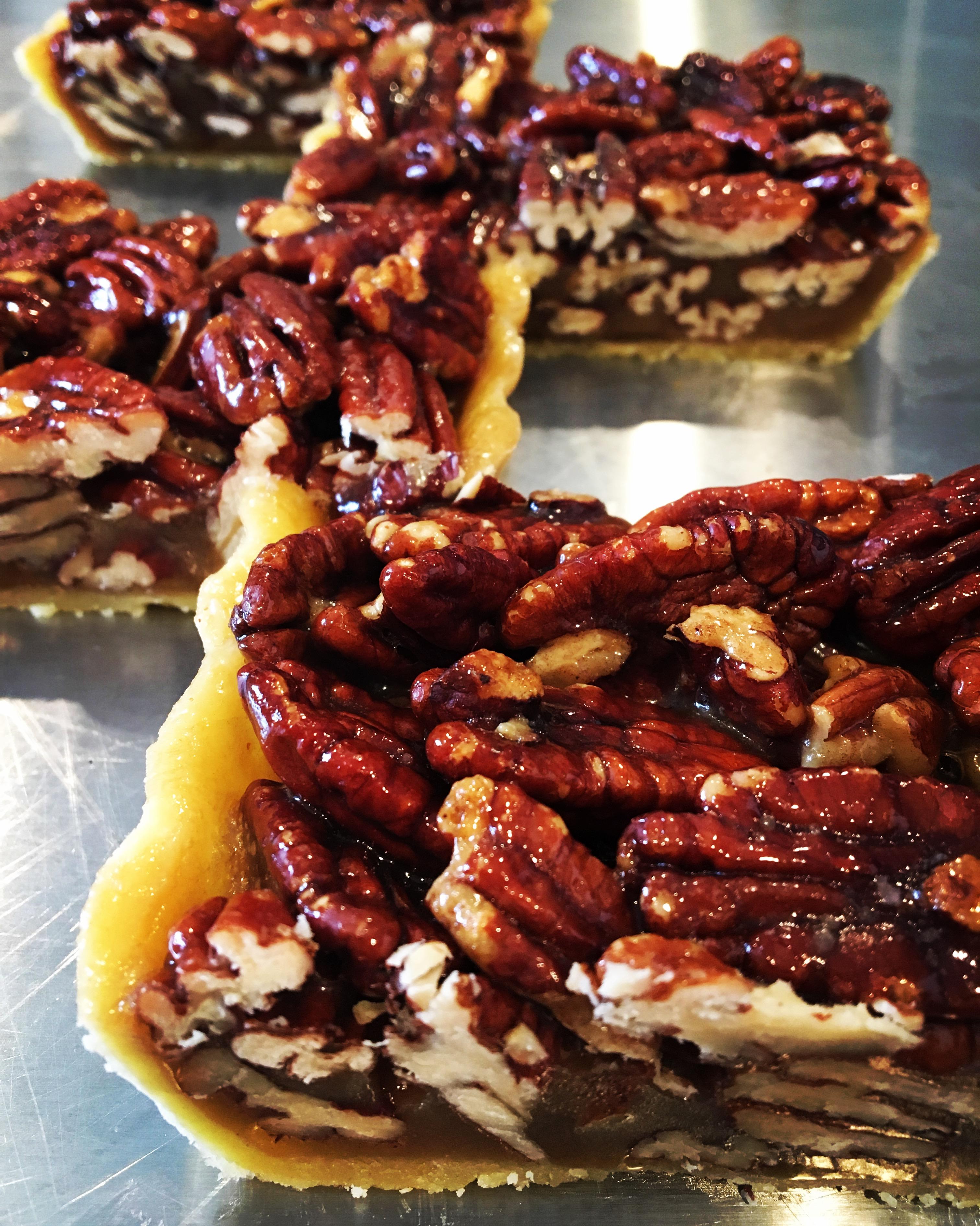 Pecan Caramel Tart