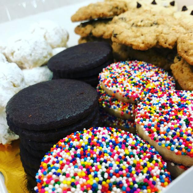 Cookie Box / Platter