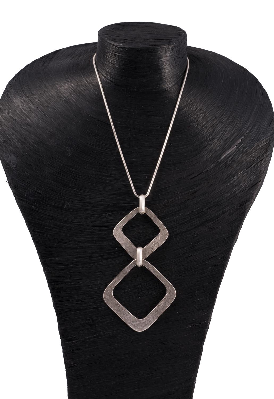 Metal&Sens - collier 8 angles