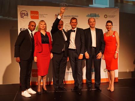 קבוצת IBA זוכה בפרס GSA Global Sourcing לשנת 2018