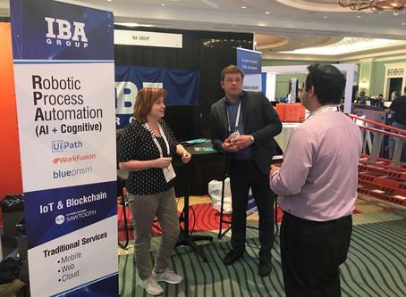 קבוצת IBA מדברת בשבוע OPEX בפלורידה