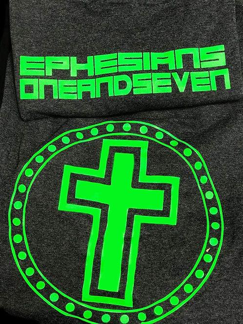 EPHESIANS ONEANDSEVEN Men's Tee