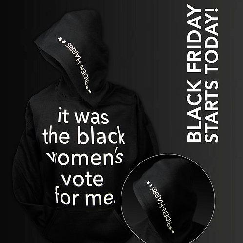 The Black Women's Vote!