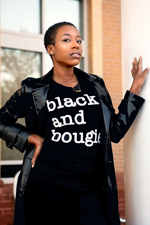 Black and Bougie