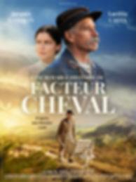 L'incroyable histoire du facteur Cheval.