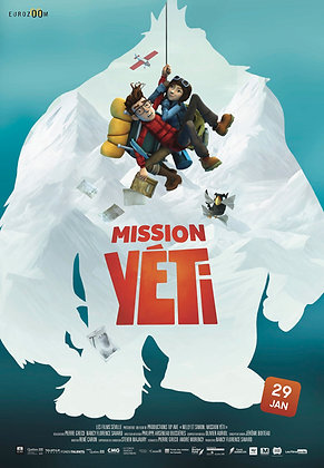 Mission Yeti