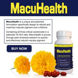 MacuHealth Carotenoid Supplements