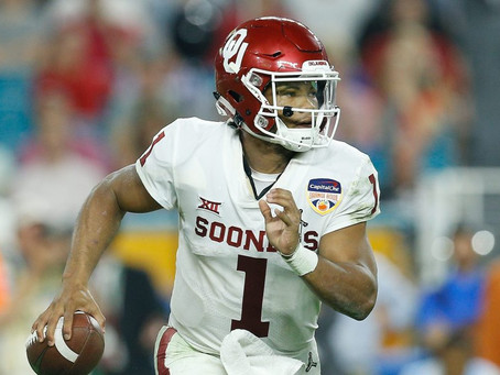 NFL Mock Draft 4.0 (Two Rounds)