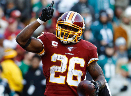 Rapid Reaction: Adrian Peterson Cut Makes Way For New Blood In Washington