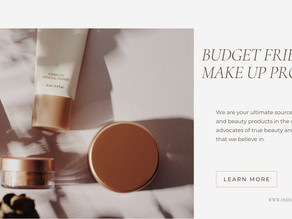 Budget Friendly Make-up Products