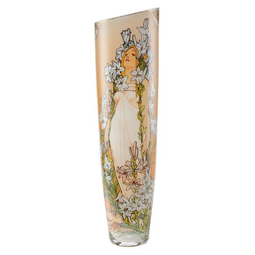Vase Alphonse Mucha Lily