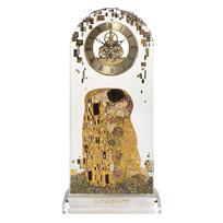 The Kiss - Deskclock Artis Orbis Gustav Klimt