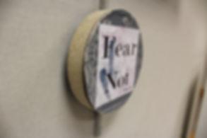 Fear, BIble, Verse, Art, Exhibit, Inspiration, College, University