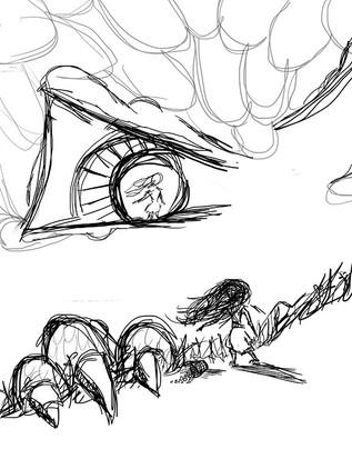 Scene 1 sketch