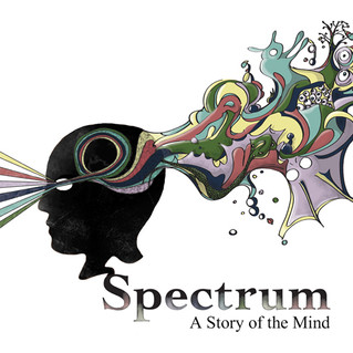 "One-Sheet Poster for the Film, ""Spectrum: A Story of the Mind"""