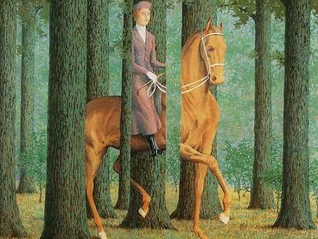Artfully Fun Quarantine: Ms. Yontz's Art History Pick #1 - Rene Magritte