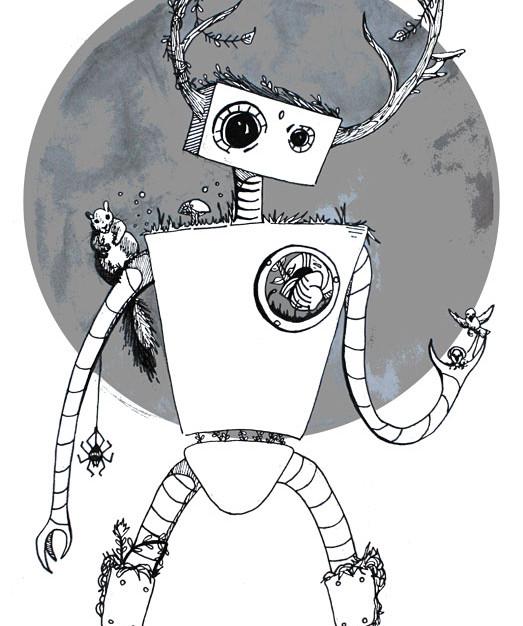 Inktober-Robot_Wild.jpg