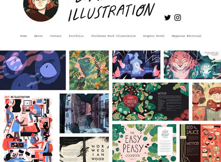 Artfully Fun Quarantine: Make An Online Portfolio For Your Kiddo's Art!